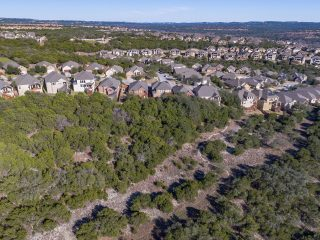 Aerial Photo of Tierra Grande in Steiner Ranch